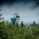 Oppussing av Soltårnet juni 2016
